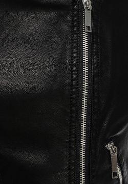 Куртка Кожаная Dorothy Perkins                                                                                                              чёрный цвет