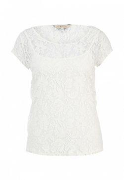 Блуза Billie Amp Blossom Billie & Blossom                                                                                                              белый цвет