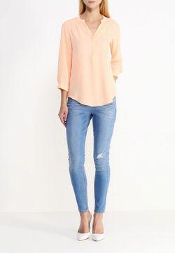 Блуза Dorothy Perkins                                                                                                              оранжевый цвет