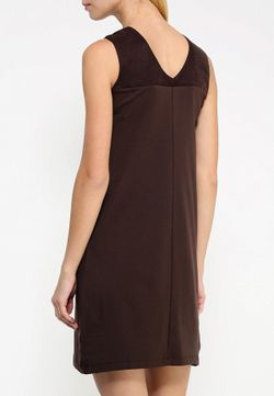 Платье Dorothy Perkins                                                                                                              коричневый цвет