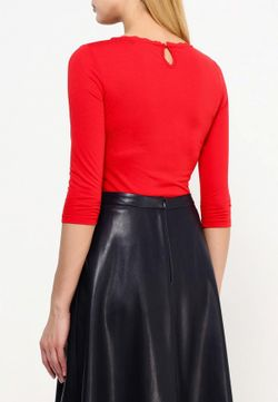 Блуза Dorothy Perkins                                                                                                              красный цвет