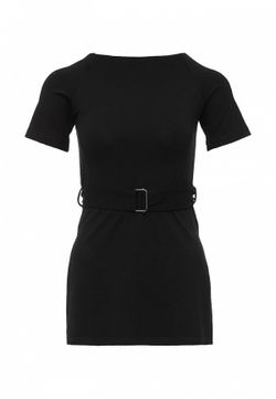 Туника Dorothy Perkins                                                                                                              черный цвет