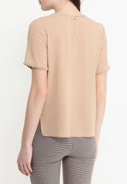 Блуза Dorothy Perkins                                                                                                              бежевый цвет