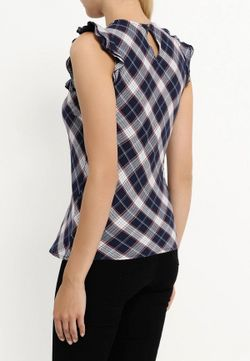 Блуза Dorothy Perkins                                                                                                              синий цвет