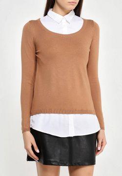 Джемпер Dorothy Perkins                                                                                                              коричневый цвет