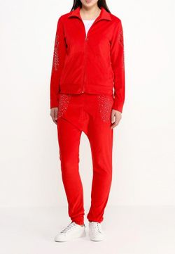 Костюм Спортивный Donmiao                                                                                                              красный цвет