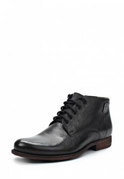 Ботинки Domeno                                                                                                              черный цвет