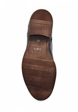 Ботинки Domeno                                                                                                              чёрный цвет
