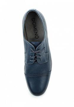 Туфли Domeno                                                                                                              синий цвет