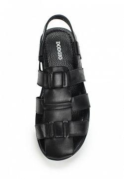 Сандалии Dodgio                                                                                                              чёрный цвет