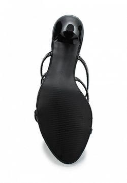 Сабо Doca                                                                                                              черный цвет