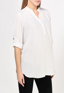 Блуза Dorothy Perkins Maternity                                                                                                              белый цвет