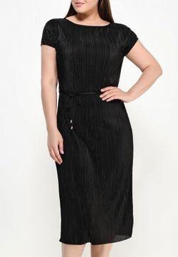 Платье Dorothy Perkins Curve                                                                                                              чёрный цвет