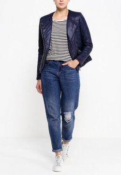 Куртка Утепленная DRYWASH                                                                                                              синий цвет