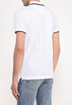 Поло D-Struct                                                                                                              белый цвет