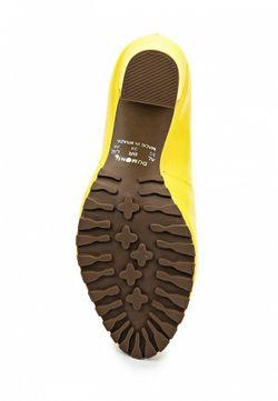 Туфли Dumond                                                                                                              желтый цвет