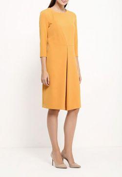 Платье D.Va                                                                                                              оранжевый цвет