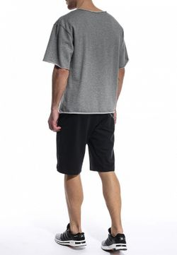 Футболка EA7                                                                                                              серый цвет