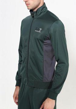 Костюм Спортивный EA7                                                                                                              зелёный цвет