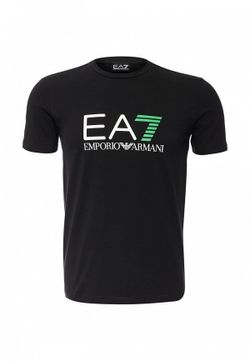 Футболка EA7                                                                                                              чёрный цвет
