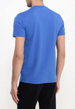 Футболка EA7                                                                                                              синий цвет