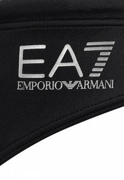 Плавки EA7                                                                                                              чёрный цвет