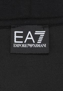 Худи EA7                                                                                                              черный цвет