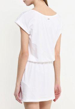 Платье Пляжное EA7                                                                                                              белый цвет