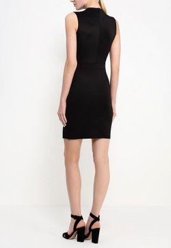 Платье Edge                                                                                                              черный цвет