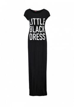 Туника Edge                                                                                                              черный цвет