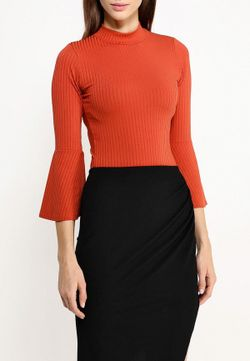 Водолазка Edge Clothing                                                                                                              оранжевый цвет