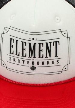 Бейсболка Element                                                                                                              многоцветный цвет