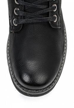Ботинки Elong                                                                                                              чёрный цвет