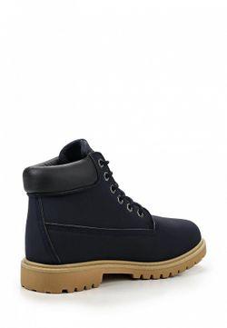 Ботинки Elong                                                                                                              синий цвет