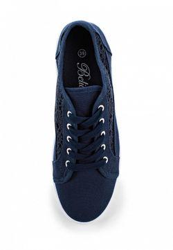 Кеды Belide                                                                                                              синий цвет