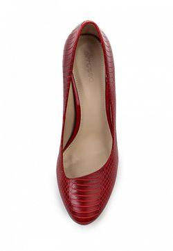 Туфли EL'ROSSO                                                                                                              красный цвет