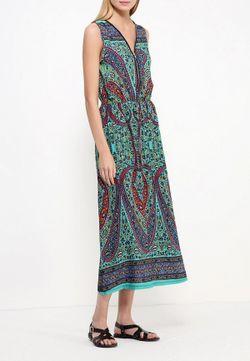 Платье Elisa Immagine                                                                                                              многоцветный цвет