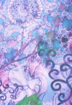 Палантин Eleganzza                                                                                                              фиолетовый цвет