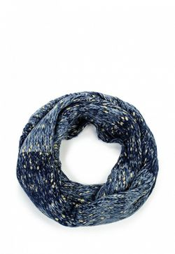 Шарф Eleganzza                                                                                                              синий цвет