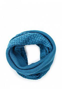Шарф Eleganzza                                                                                                              голубой цвет