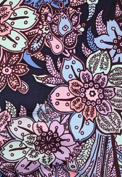 Платок Eleganzza                                                                                                              фиолетовый цвет