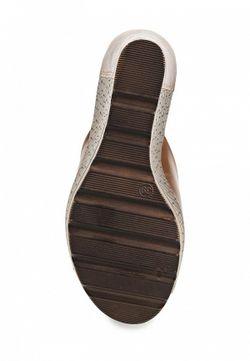Сабо Elche                                                                                                              коричневый цвет
