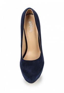 Туфли Elche                                                                                                              синий цвет