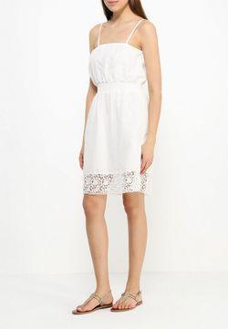 Сарафан Emoi                                                                                                              белый цвет