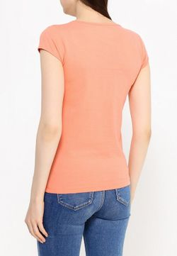 Футболка Emoi                                                                                                              оранжевый цвет
