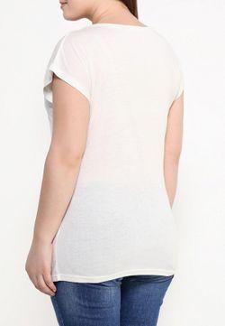 Футболка Emoi Size Plus                                                                                                              белый цвет