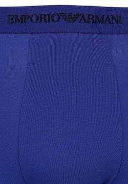 Трусы Emporio Armani                                                                                                              синий цвет