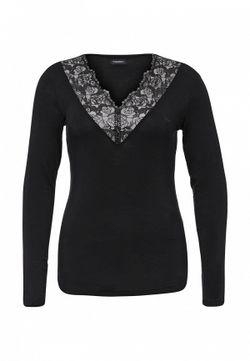 Лонгслив Emporio Armani                                                                                                              чёрный цвет