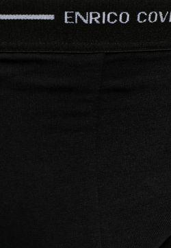 Трусы Enrico Coveri                                                                                                              чёрный цвет