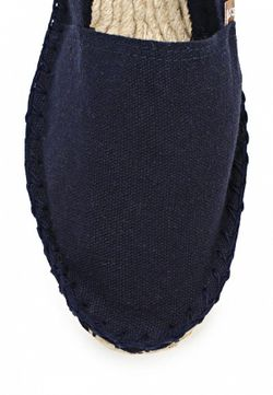 Эспадрильи Espadrij l'Originale                                                                                                              синий цвет